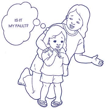 The Sex Abuse Treatment Centers Coloring Book Titled Lets Talk About Touching It Is Hoped That May Give Parents And Children