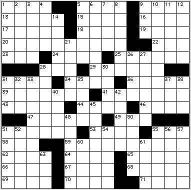 Honolulu star bulletin features for Sashimi fish crossword