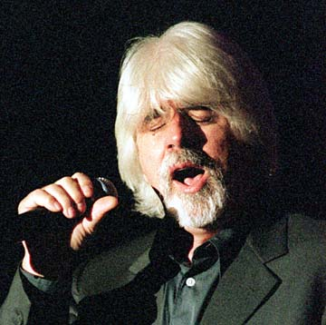 Michael McDonald really cukes up just about everything he touces...