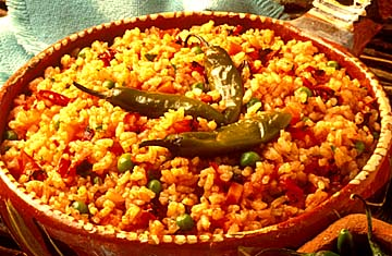 Honolulu star bulletin features weber grills spanish rice like fried rice can be modified to accommodate the vegetables you have on hand and makes a good one dish meal forumfinder Choice Image