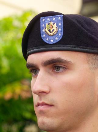 aef390aec686 Army soldiers will don new black berets as a sign of military pride