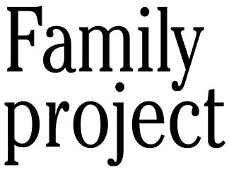 Image result for family project
