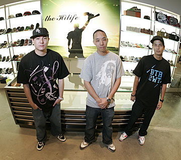 Members of the Kicks Hawaii crew include Blaise Sato 647822db9