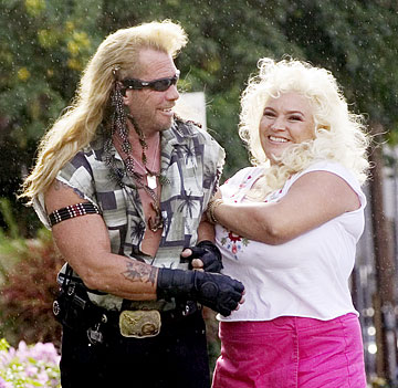 News 2006 05 19 for Is dog the bounty hunter still married