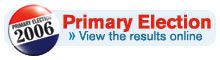 Primary Election - View the results online
