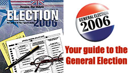 General Election 2006 Guide