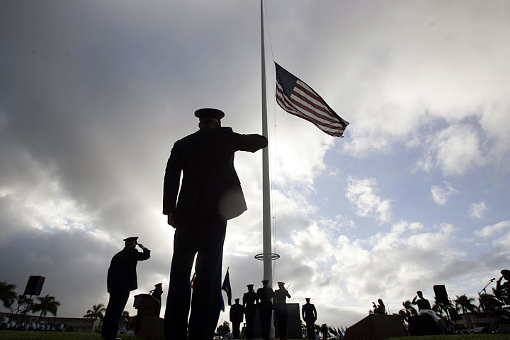 AROUND TOWN: When do flags fly half-staff? - News ...