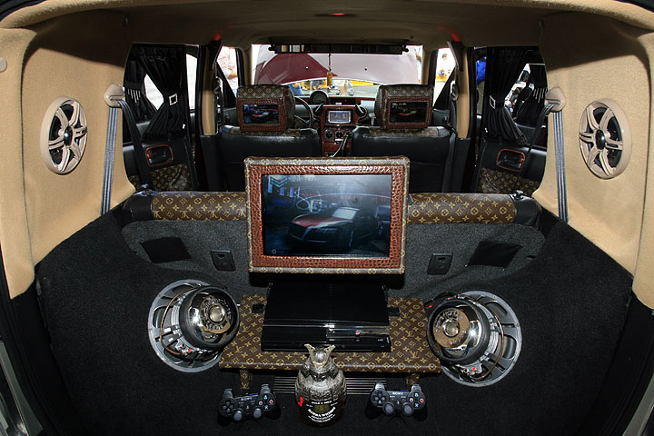 scion xb custom interior. click for large scion xb custom interior