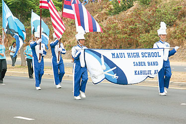 Maui High School musicians earn applause | starbulletin ...