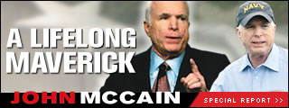 [A Lifelong Maverick: John McCain]