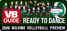 UH Volleyball 2008